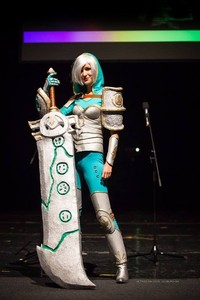 Cosplay of the Day - 09.10.2013