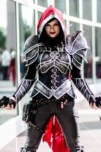 Cosplay of the Day - 19.08.2014 (spacenews)