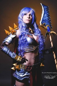 Cosplay of the Day - 27.08.2014 (spacenews)