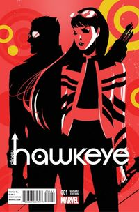 Komiks: All-New Hawkeye