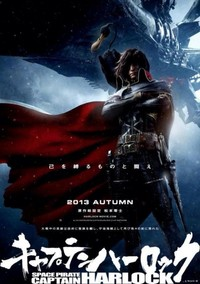Space Pirate Captain Harlock – nové trailery