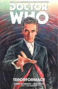 Terorformace, Doctor Who 1
