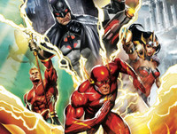 Trailer #1: Justice League: The Flashpoint Paradox (2013)