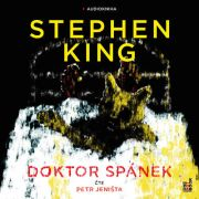 Audiokniha-Doktor-Spanek-Stephen-King